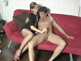 Edged and Milked by Lizzy Lamb SHINY PANTYHOSE FACE SITTING