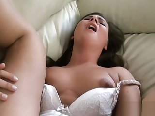 Big tits amateur Czech babe gets her anal fucked for cash