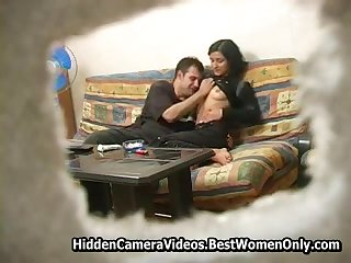 Russian Mommy Wife Home Coition With Hubby Spycam