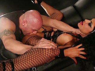 Rough sexual perfection for alluring Romi Rain