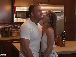 Killing hot babe with hairy muff Paige Owens is making love with her boyfriend