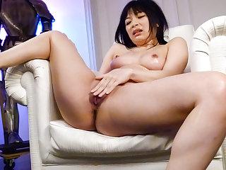 Perfect dildo porn along sweet Hina Maeda  - More at javhd.net