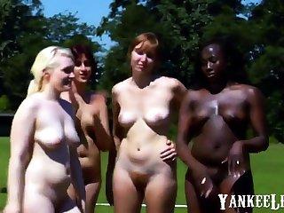 Nude Olympics