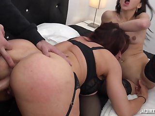 French Porn - Victoria And Jessica FRENCH - victoria
