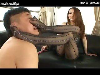 Japanese Femdom - JAP LIYES