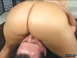 Amazing sexy amateur blonde cowgirl is happy to jump on stiff dick